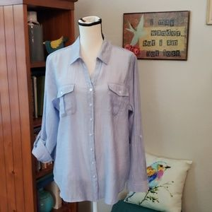 Chico's Blouse Size 3